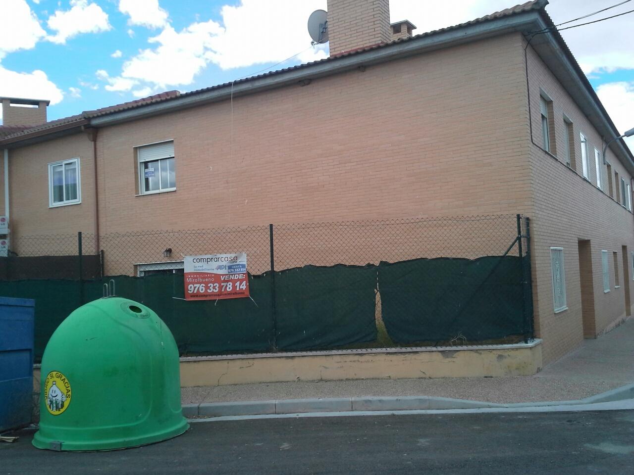 Chalet adosado en Osera de Ebro (20595-0001) - foto1
