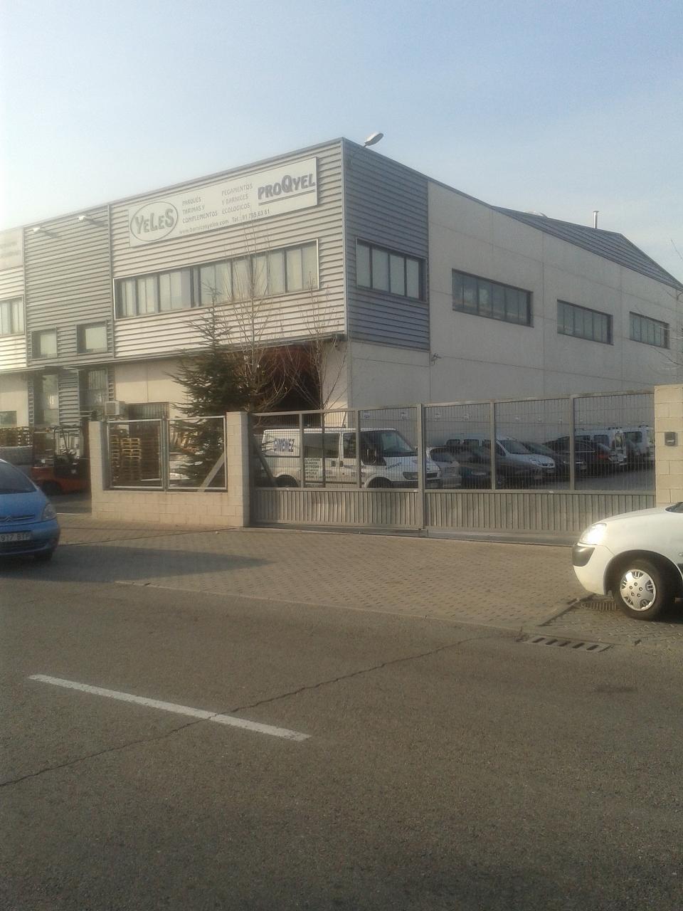 Garaje en Madrid (20696-0001) - foto0