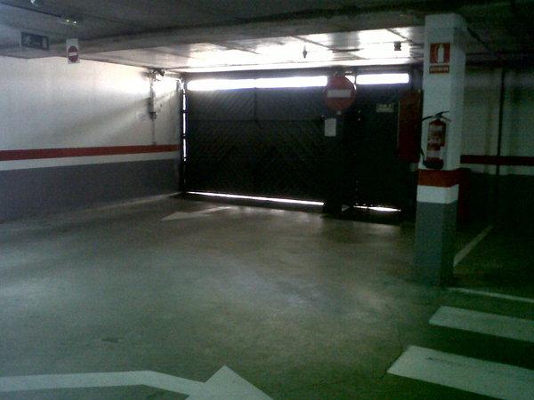 Garaje en Arroyo de la Encomienda (TORRES QUEVEDO) - foto6