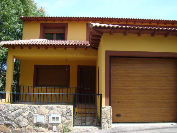 Chalet adosado en San Martín del Pimpollar (22148-0001) - foto1