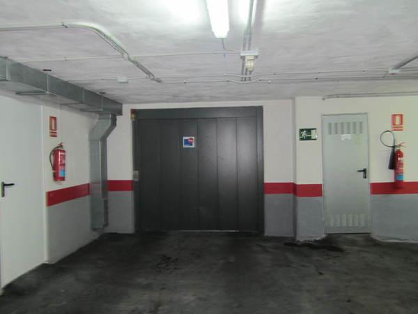 Garaje en Alicante/Alacant (Astrónomo Comas Sola) - foto2