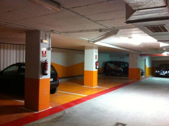 Garaje en Málaga (Edif Auditorium) - foto1