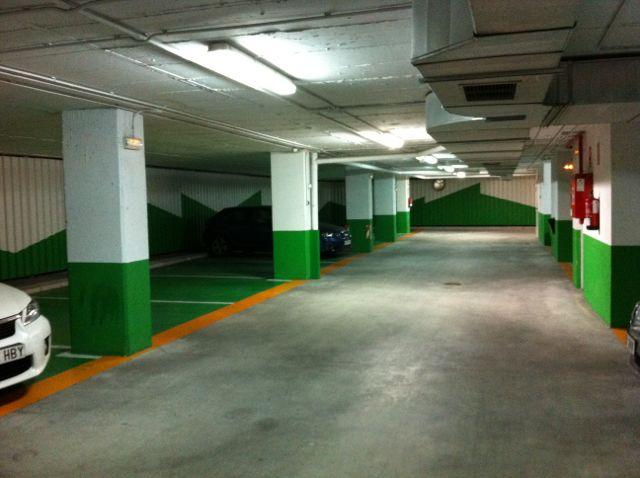 Garaje en Málaga (Edif Auditorium) - foto2