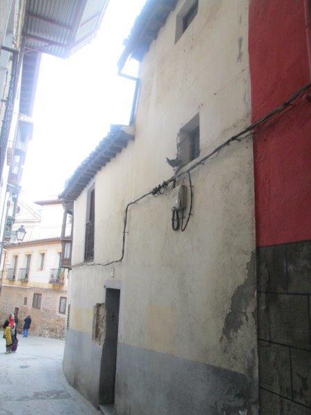 Terreno en venta,  en Casco Histórico (Toledo), 31806-0001