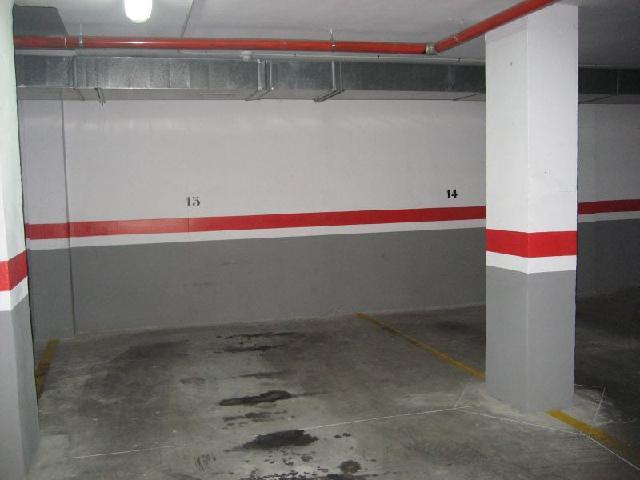 Garaje en Roquetas de Mar (M61854) - foto7
