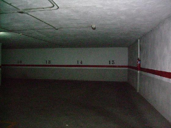 Garaje en Albaida (Arqueólogo Ballester) - foto1