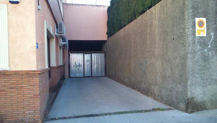 Garaje en Granada (Edificio Florencia) - foto1