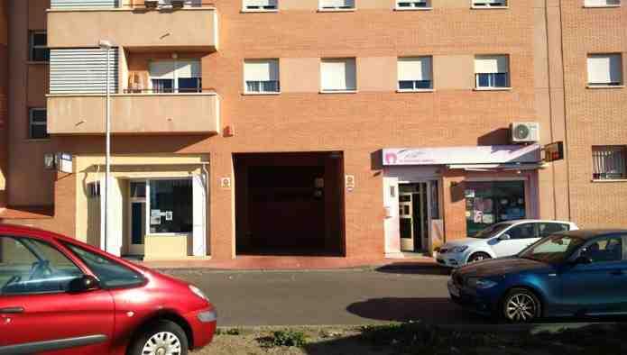Garaje en Almería (Ed Los Naranjos) - foto1