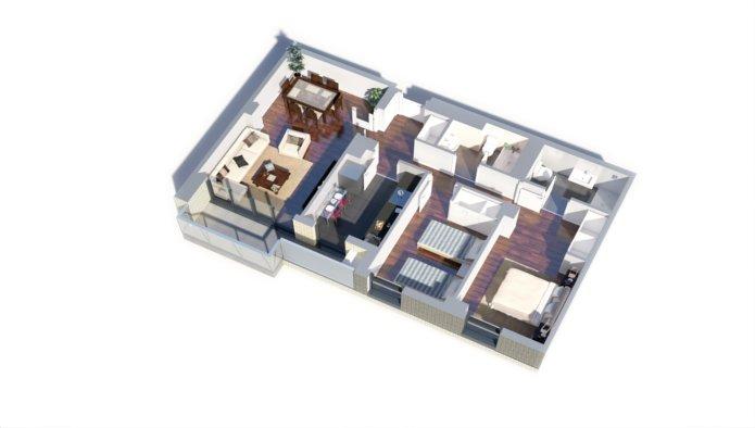 Apartamento en Campello (el) (M60174) - foto5