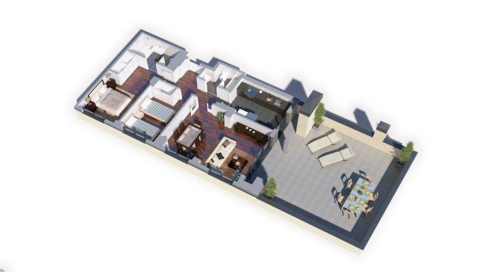 Apartamento en Campello (el) (M60174) - foto7