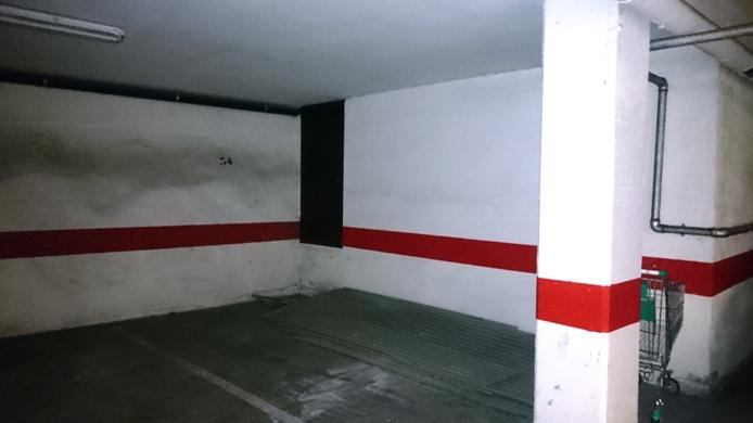Garaje en Guadalajara (Edificio Luis Pizaño) - foto2
