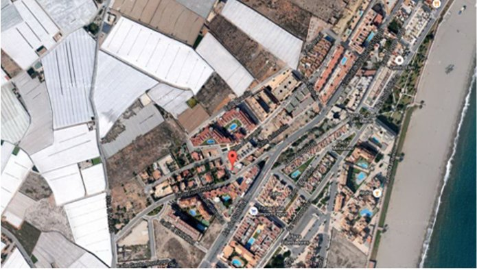 Suelo Urbano en Roquetas de Mar