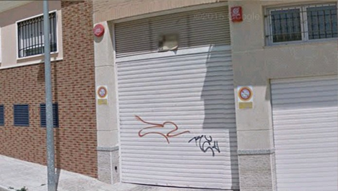Garaje en Novelda (92316-0001) - foto1