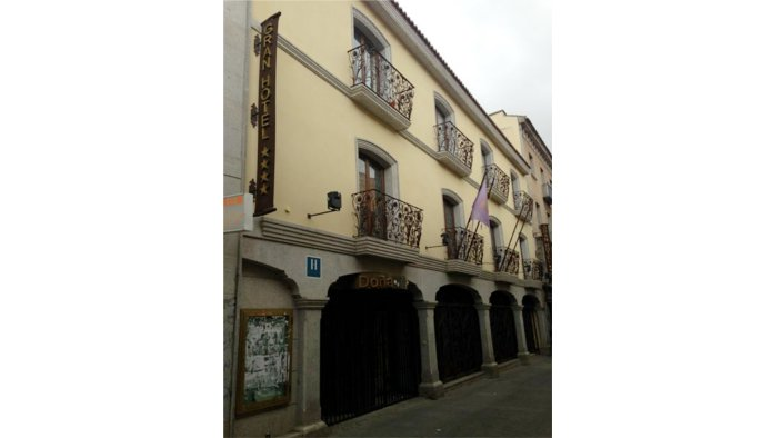 Hotel en Ávila (31669-0001) - foto0