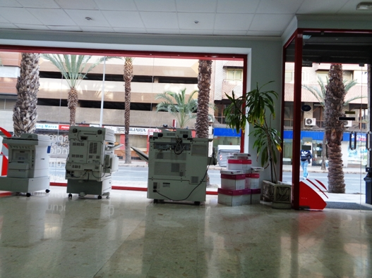 Locales en Alicante/Alacant (Local comercial Benito Pérez Galdós) - foto1