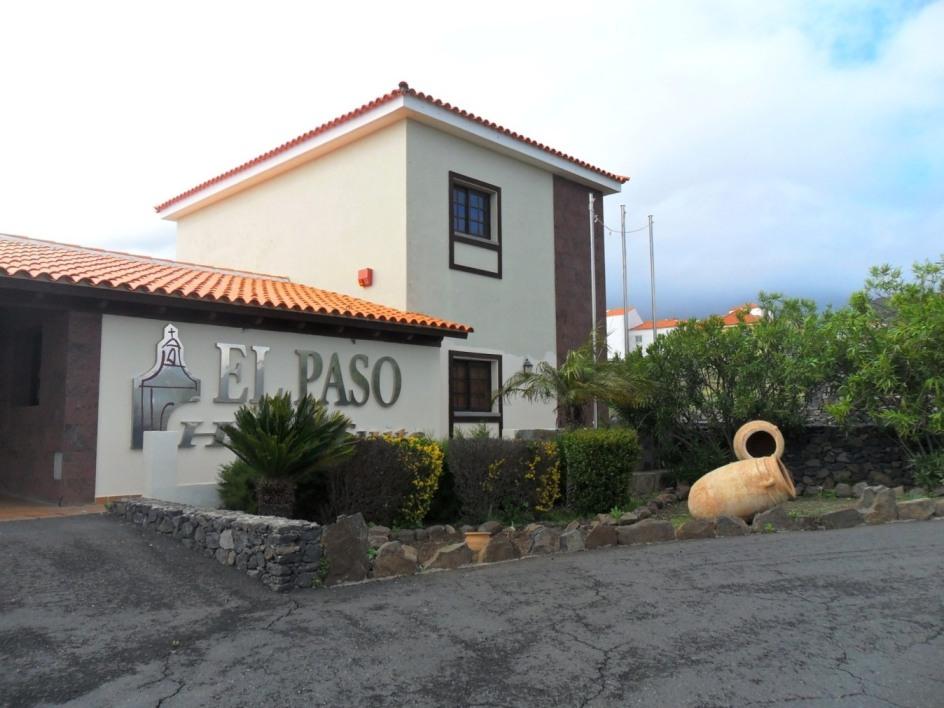 Hotel en Alajeró (Hotel El Paso) - foto0
