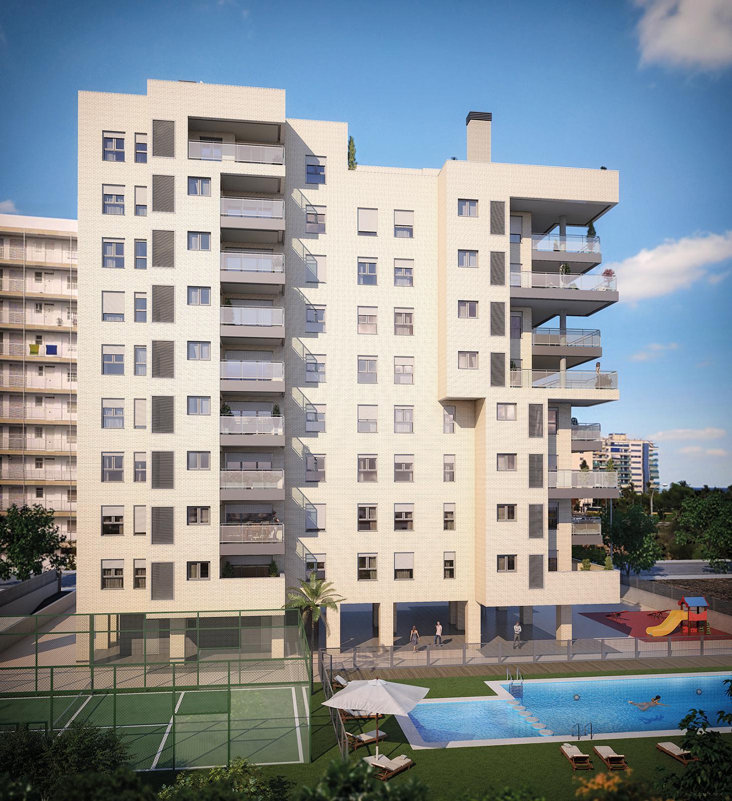 Apartamento en Playa de San Juan (M71542) - foto1