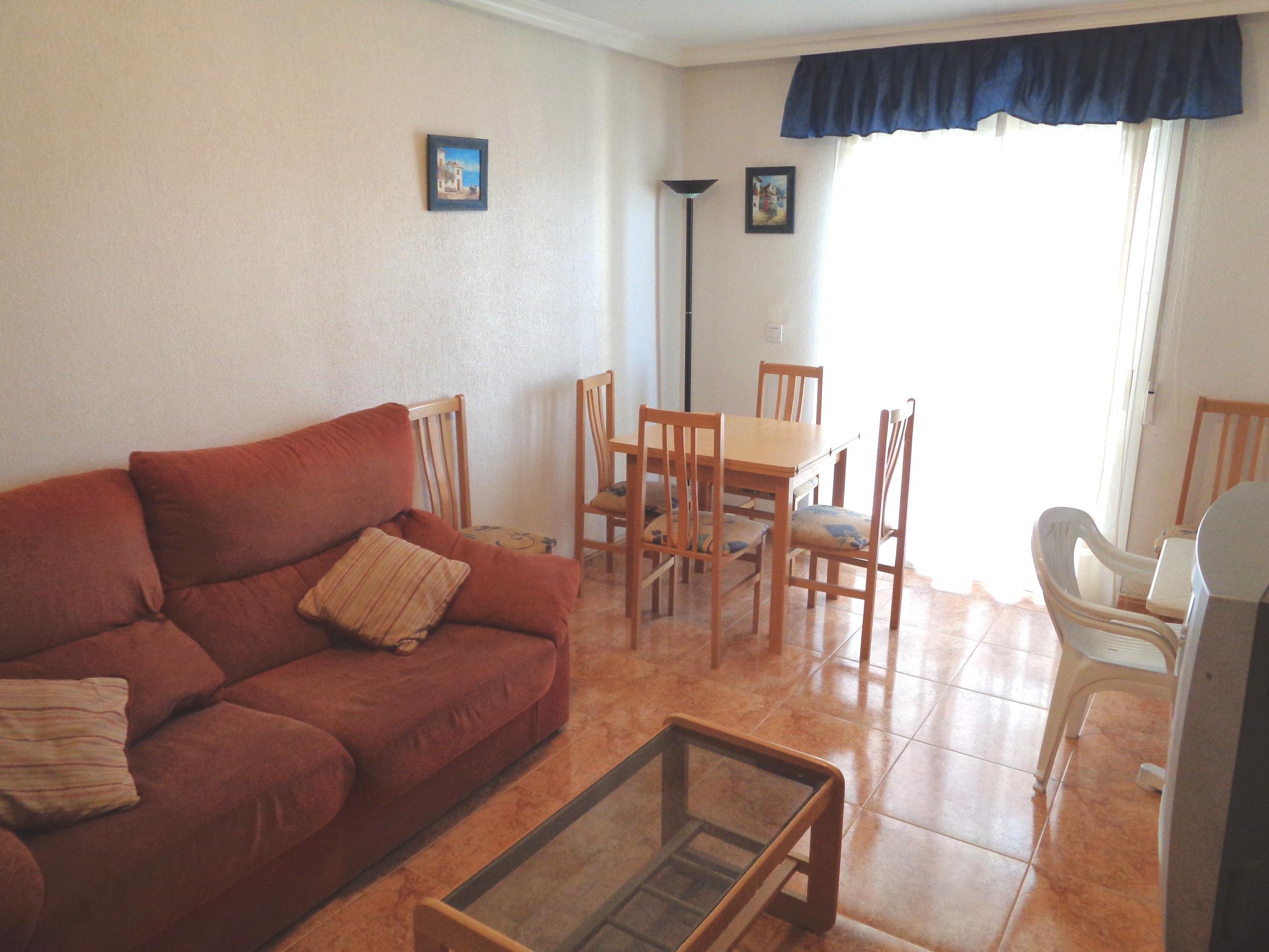 Piso en Torrevieja (Apto. Edif. Puerto lll) - foto1