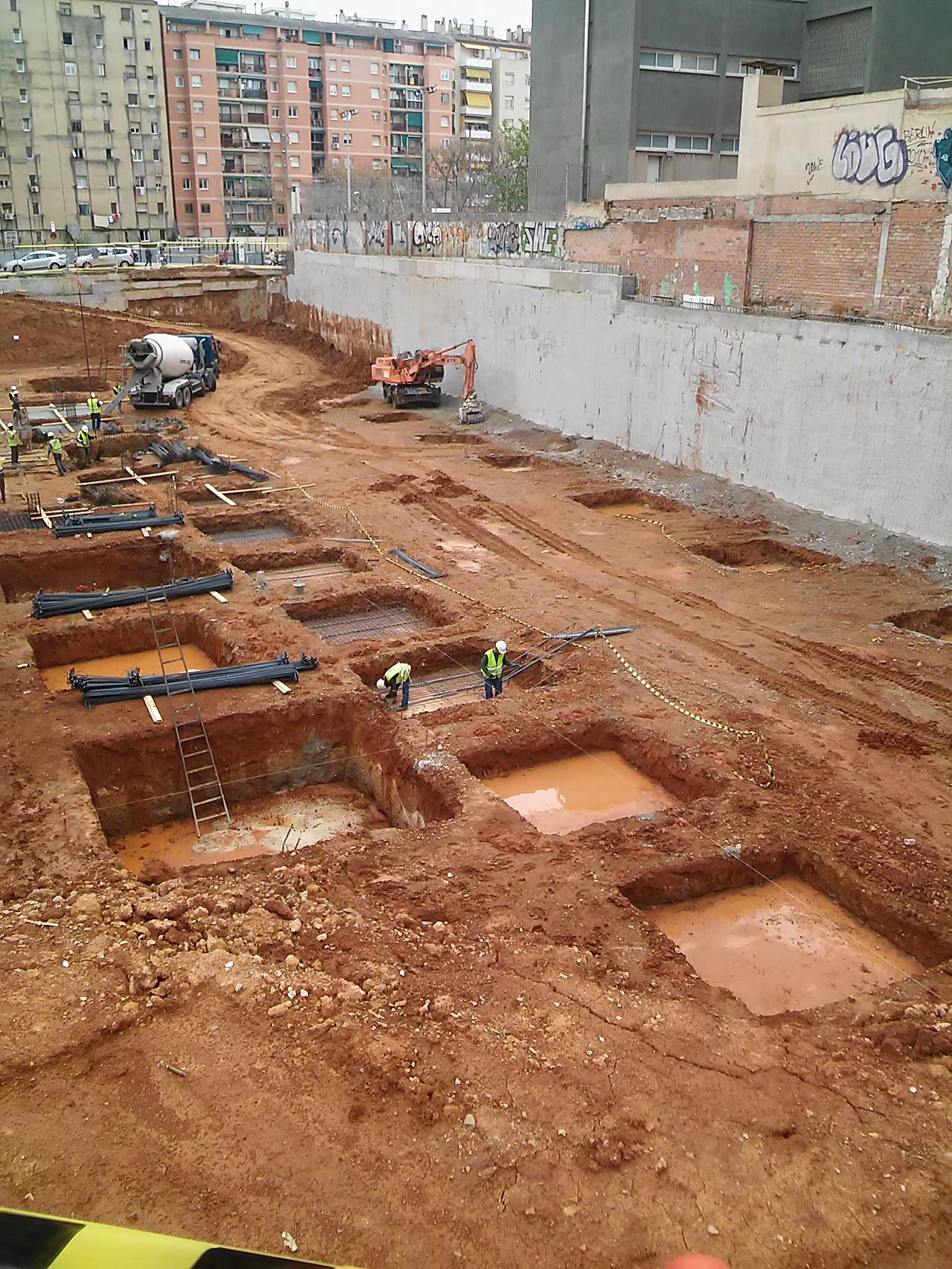 Garaje en Barcelona (M66398) - foto2