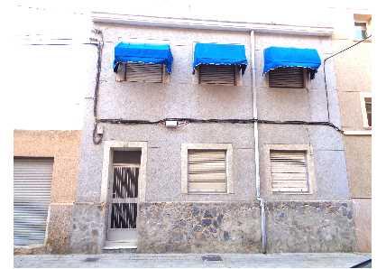 Casa en Alicante/Alacant (Casa San Blas) - foto1