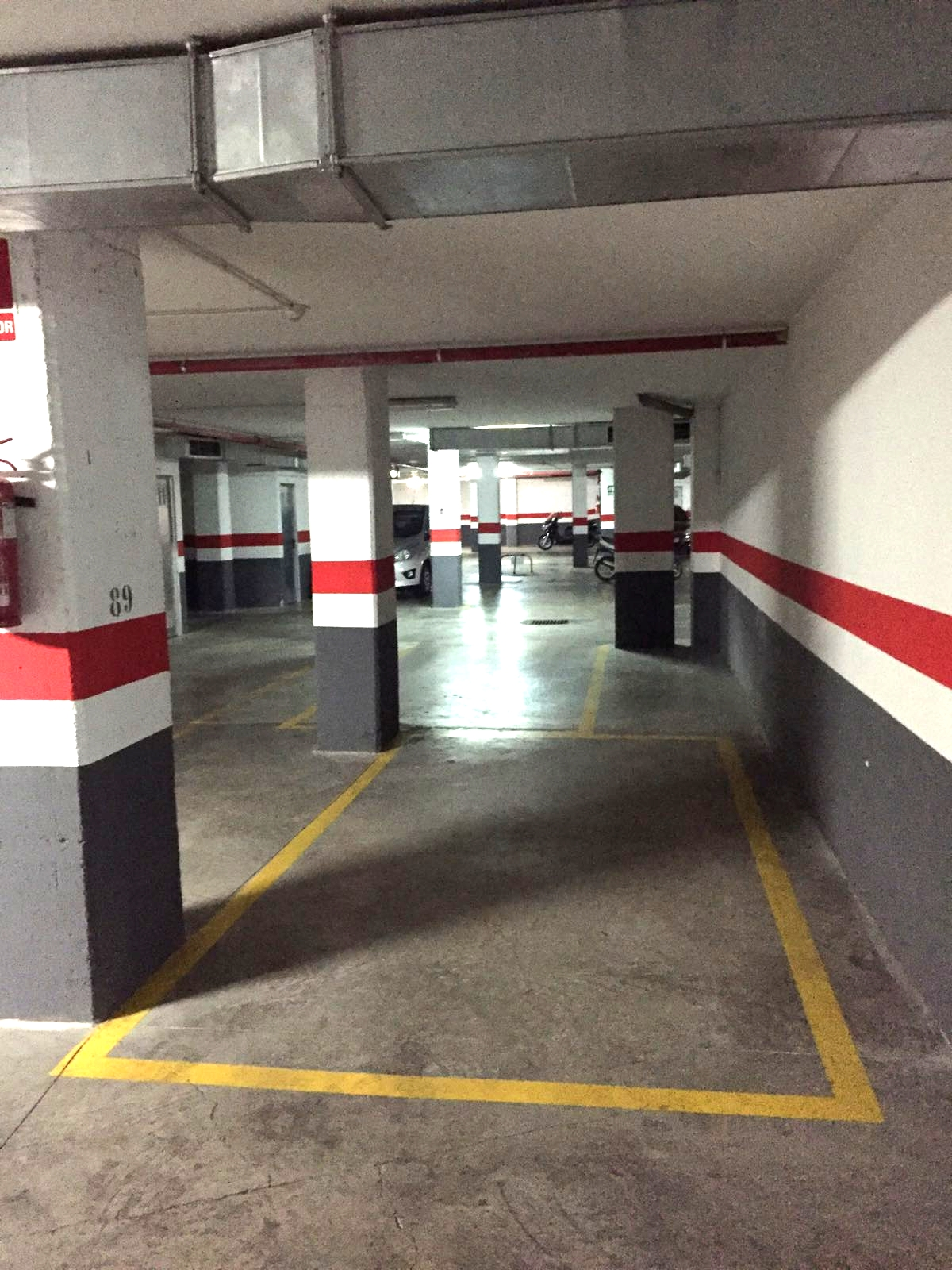 Garaje en Valencia (Plaza de garaje en Sant Pau, PK-89) - foto0