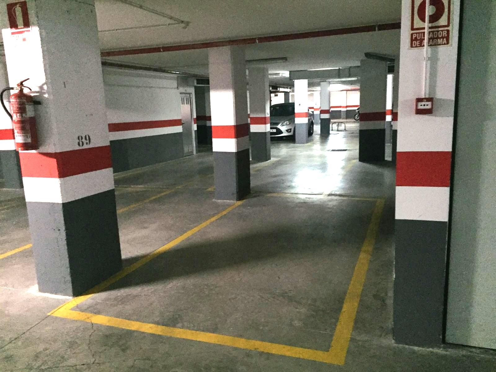 Garaje en Valencia (Plaza de garaje en Sant Pau, PK-89) - foto2