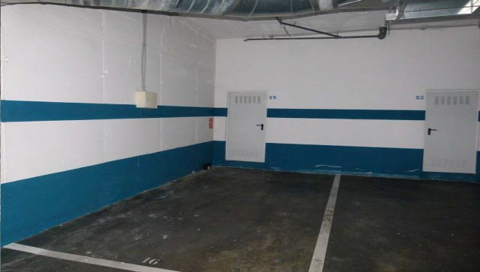 Garaje en Dos Hermanas (M81662) - foto1