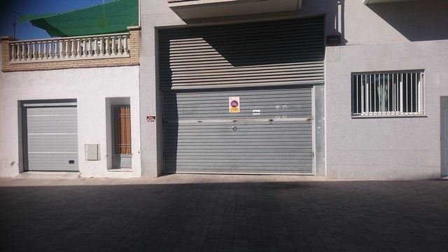 Garaje en Vilafranca del Penedès (93112-0001) - foto1