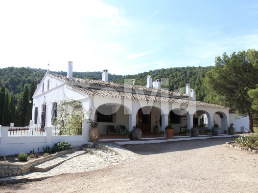 Cortijo en Castalla (Finca en Castalla) - foto1