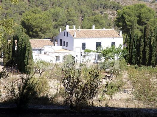 Cortijo en Castalla (Finca en Castalla) - foto0