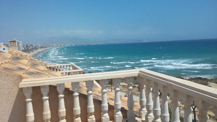 Chalet adosado en Playa de San Juan (Chalet adosado en Residencial Las Hadas) - foto14