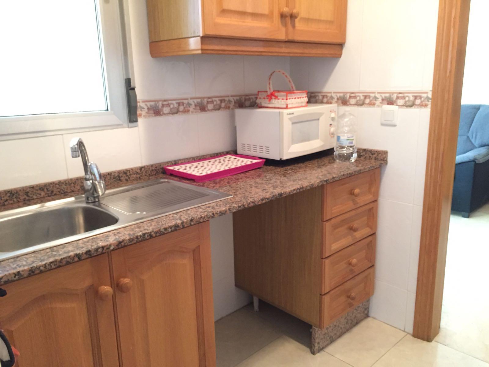 Piso en Arenales / Gran Alacant (Apartamento en Arenales del Sol) - foto14