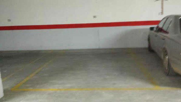 Garaje en Sangonera La Verde (Edificio Goya) - foto2