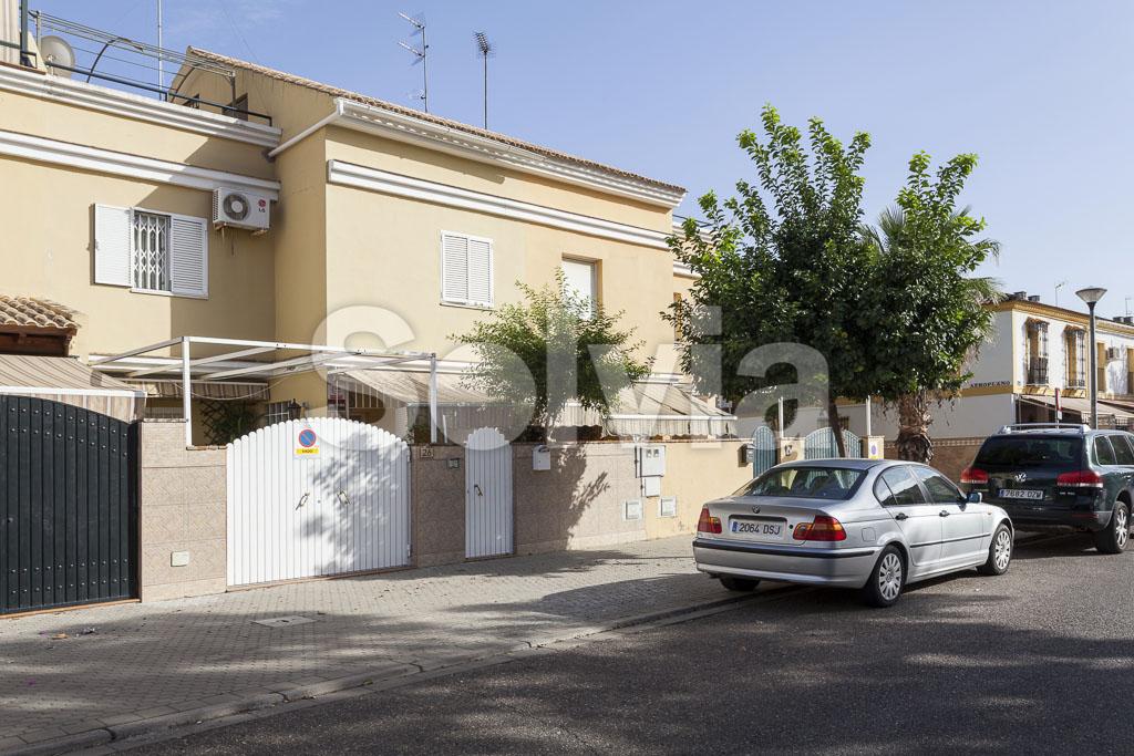 Casa en Sevilla (Vivienda unifamiliar en Sevilla) - foto0