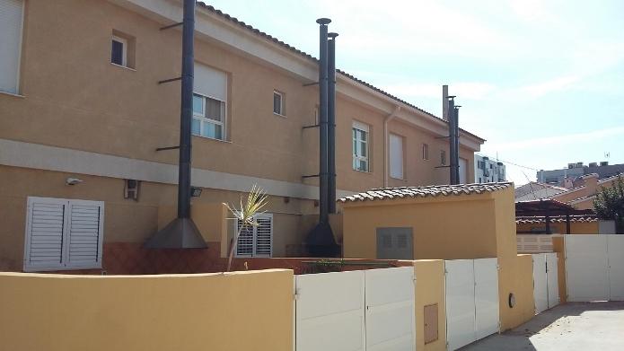 Chalet adosado en Almazora/Almassora (Miramar) - foto18