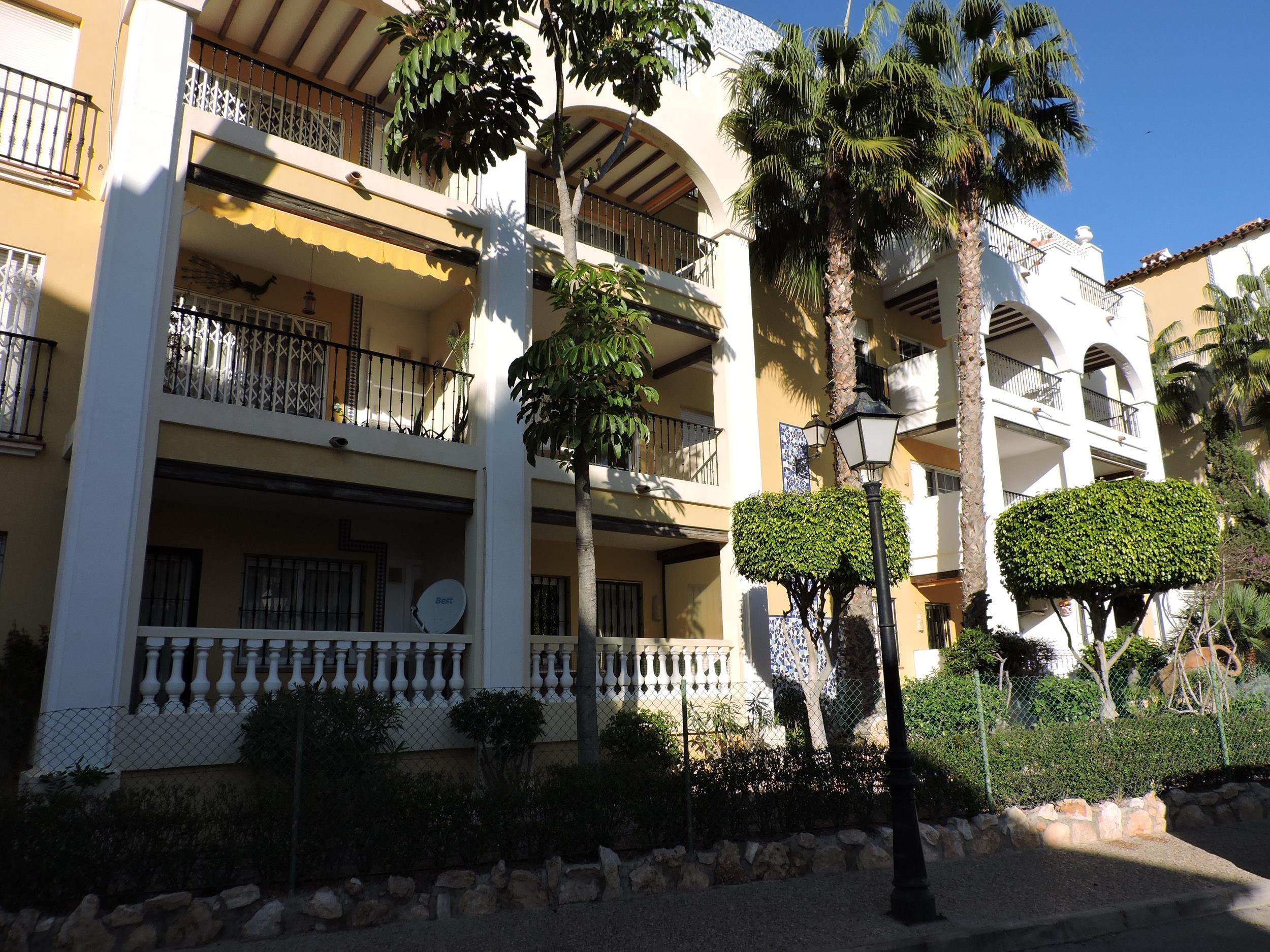 Piso en Torrevieja (Apartamento en Torrevieja-Urb Aldea del Mar) - foto1