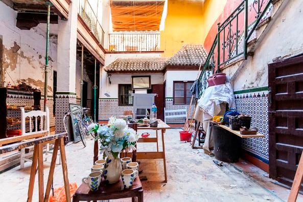 Hotel en Sevilla (Edificio en el Casco Antiguo ) - foto6