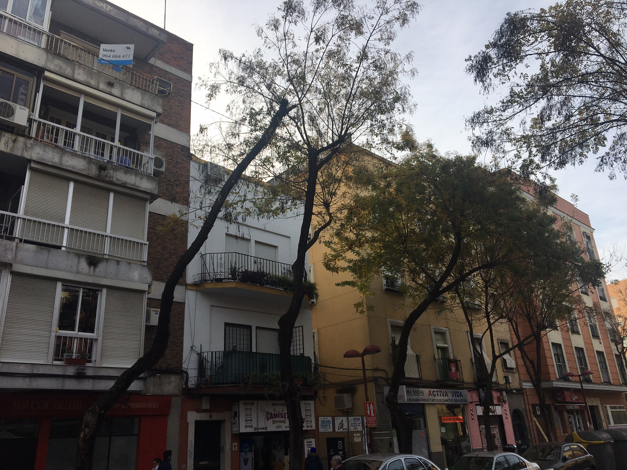 Piso en Sevilla (Avda. Miraflores) - foto1