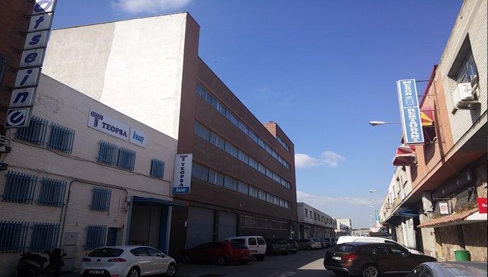 Nave Industrial en Getafe (M30357) - foto3