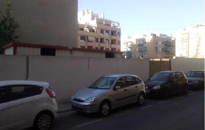 Suelo Urbano en Alicante (Ciudad)