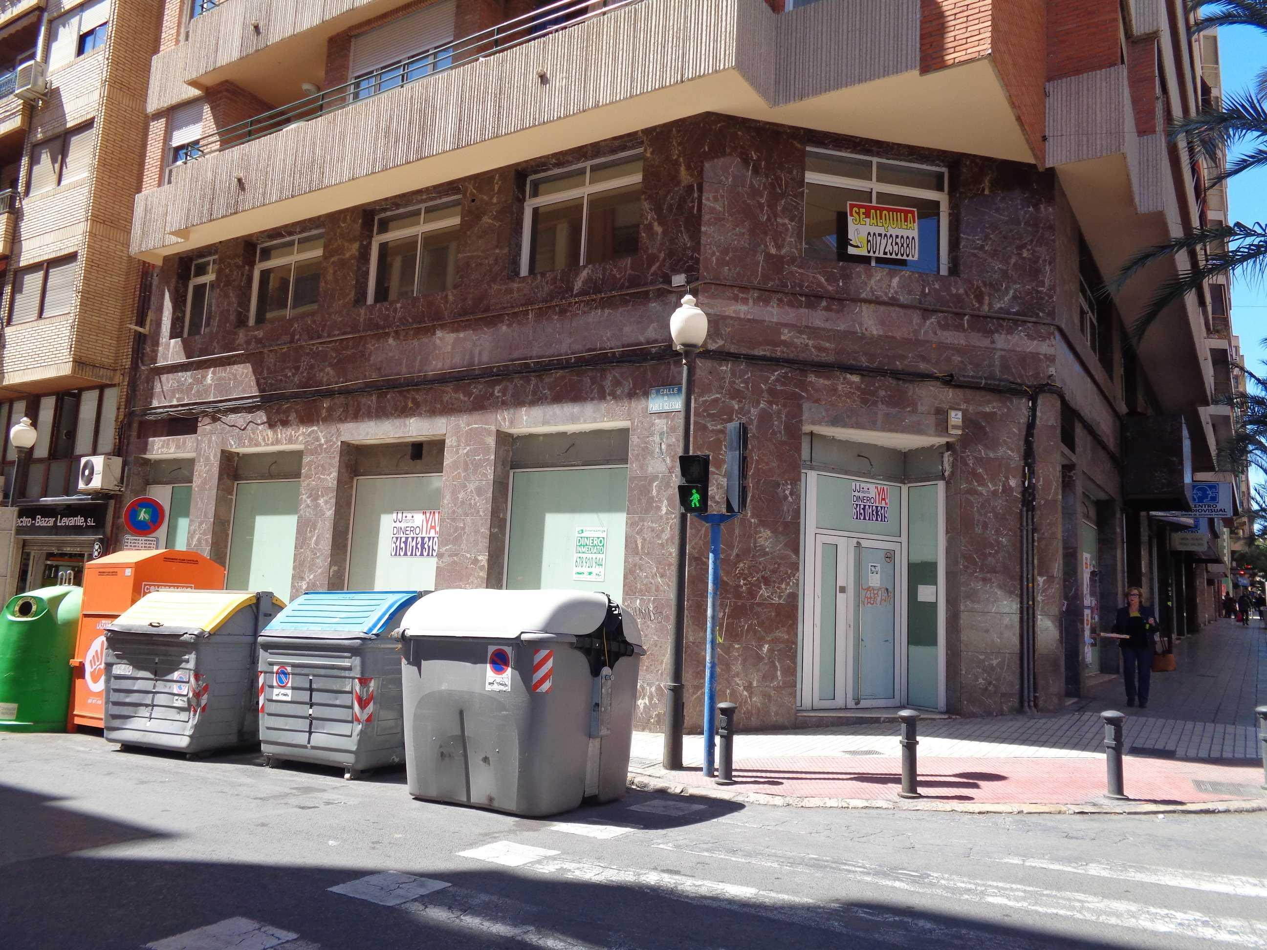 Locales en Alicante (Ciudad)