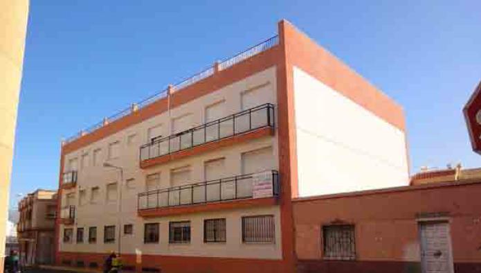 Garaje en Roquetas de Mar (Edificio Desiré) - foto0