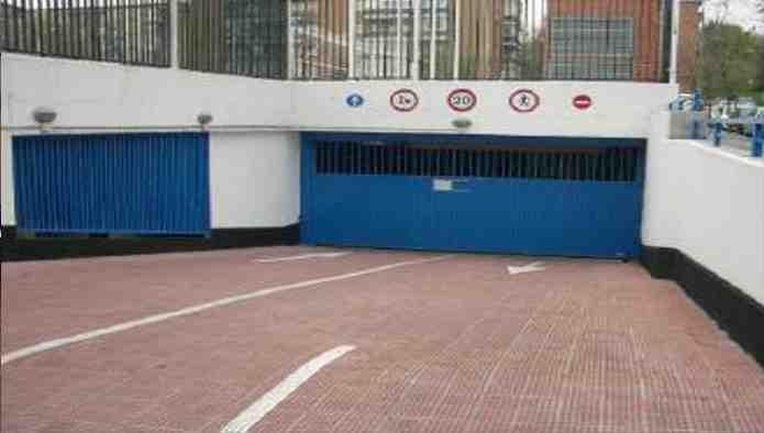 Garaje en Madrid (M41328) - foto0