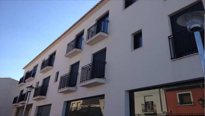 Garaje en Jalón/Xaló (M41383) - foto1