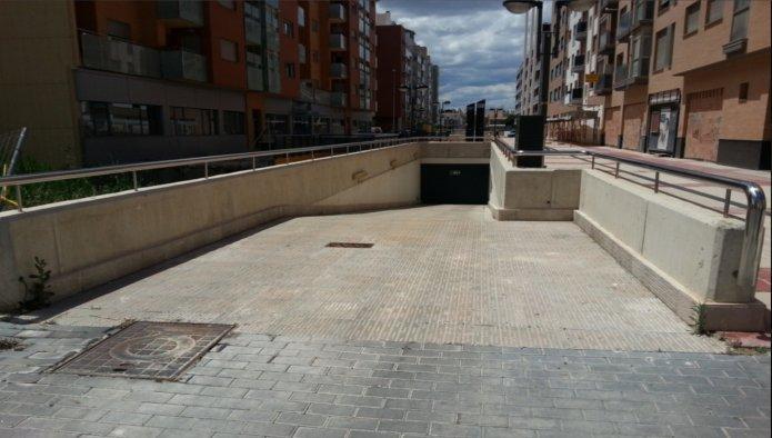 Garaje en Murcia (M44158) - foto4