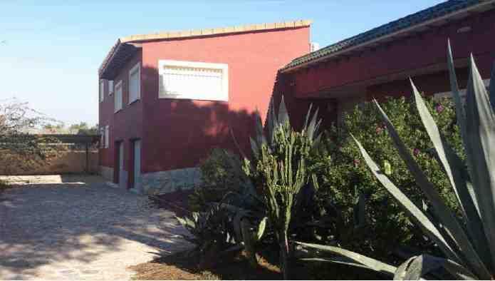 Chalet independiente en Alicante/Alacant (Golondrina) - foto1