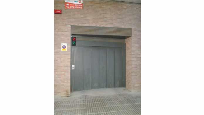 Garaje en Tàrrega (M47267) - foto1